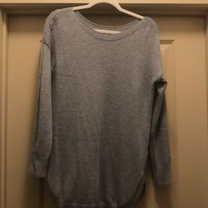 Long sweater tunic
